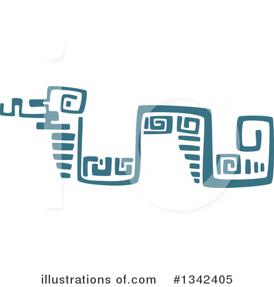 Aztec Clipart #1342405 by Vector Tradition SM