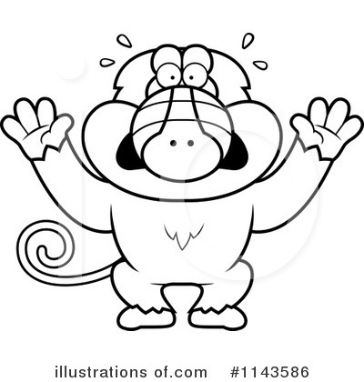 Baboon Clipart 1141641