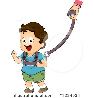 Kids Clipart #1234934 by BNP Design Studio