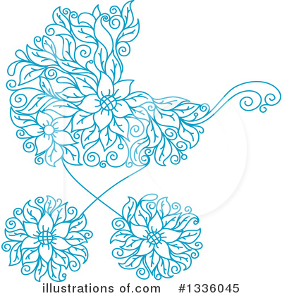 Carriage Clipart #1336045 by Vector Tradition SM