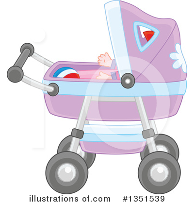 Baby Clipart #1351539 by Alex Bannykh