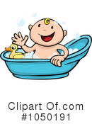 Baby Clipart #1050191 by AtStockIllustration