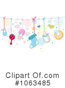Baby Clipart #1063485 by BNP Design Studio