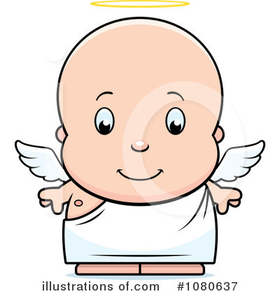 Baby Clipart #1080637 by Cory Thoman