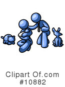 Baby Clipart #10882 by Leo Blanchette