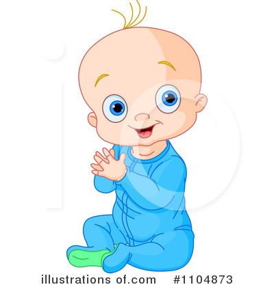 Baby Clipart #1104873 by Pushkin