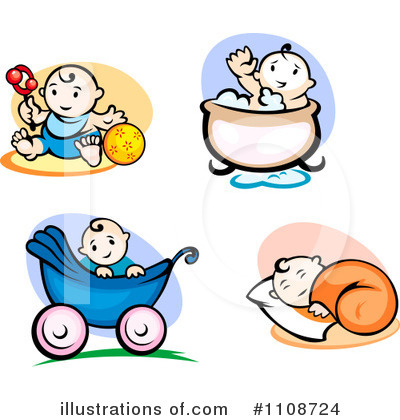 Carriage Clipart #1108724 by Vector Tradition SM