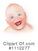 Royalty-Free (RF) Baby Clipart Illustration #1112277