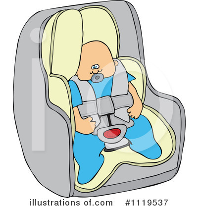 Baby Clipart #1119537 by djart