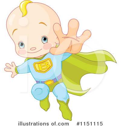Baby Clipart #1151115 by Pushkin