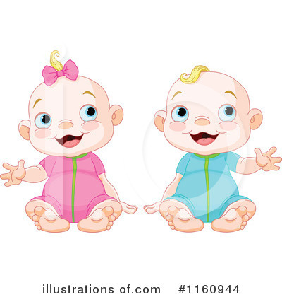 Baby Clipart #1160944 by Pushkin