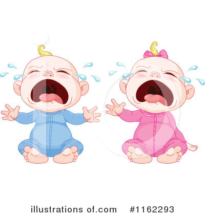Baby Clipart #1162293 by Pushkin