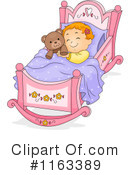 Royalty-Free (RF) Baby Clipart Illustration #1163389