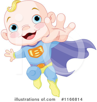 Baby Clipart #1166814 by Pushkin