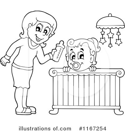 Family Clipart #1167254 by visekart