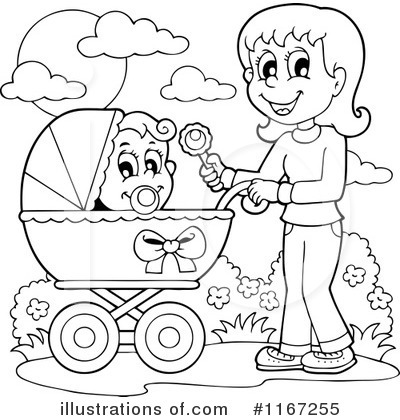 Family Clipart #1167255 by visekart