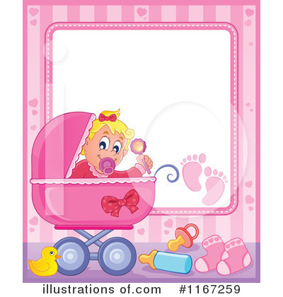 Baby Clipart #1167259 by visekart