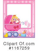 Royalty-Free (RF) Baby Clipart Illustration #1167259