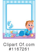 Baby Clipart #1167261 by visekart