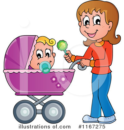 Family Clipart #1167275 by visekart