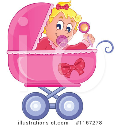 Baby Clipart #1167278 by visekart