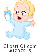 Royalty-Free (RF) Baby Clipart Illustration #1237215