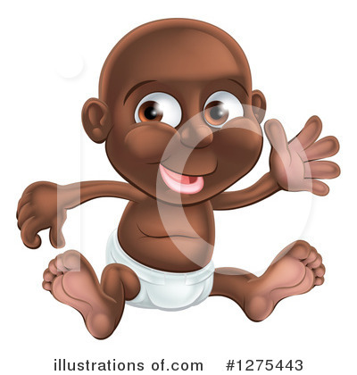 Baby Clipart #1275443 by AtStockIllustration