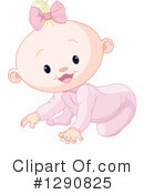 Baby Clipart #1290825 by Pushkin