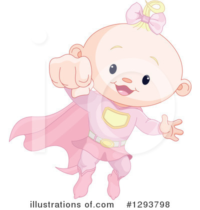 Baby Clipart #1293798 by Pushkin