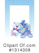 Royalty-Free (RF) Baby Clipart Illustration #1314308