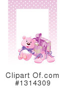 Royalty-Free (RF) Baby Clipart Illustration #1314309