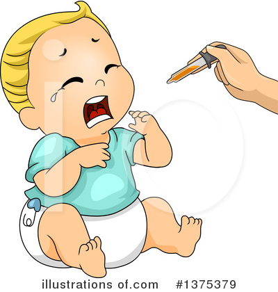 Baby Boy Clipart #1375379 by BNP Design Studio