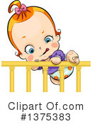 Royalty-Free (RF) Baby Clipart Illustration #1375383
