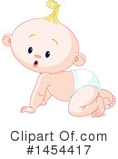 Baby Clipart #1454417 by Pushkin