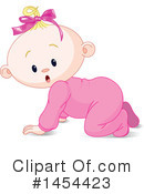 Baby Clipart #1454423 by Pushkin