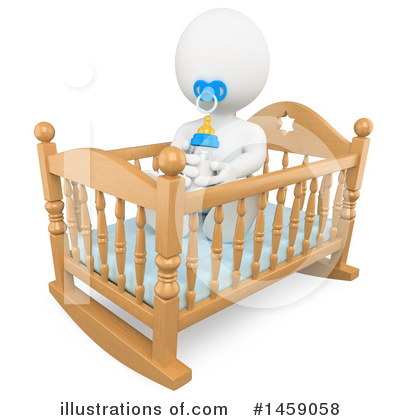 Baby Clipart #1459058 by Texelart