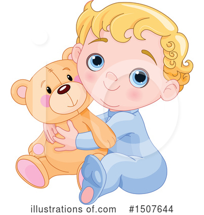 Teddy Bear Clipart #1507644 by Pushkin