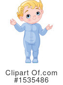 Baby Clipart #1535486 by Pushkin