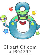Baby Clipart #1604782 by BNP Design Studio