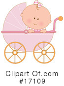 Royalty-Free (RF) baby Clipart Illustration #17109