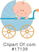 Royalty-Free (RF) Baby Clipart Illustration #17139
