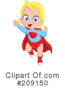Royalty-Free (RF) Baby Clipart Illustration #209150