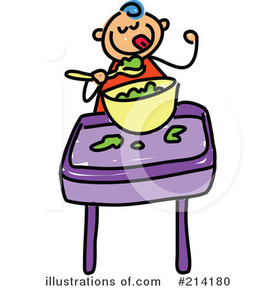 Royalty-Free (RF) Baby Clipart Illustration by Prawny - Stock Sample #214180