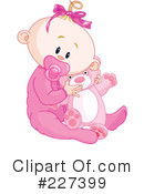 Baby Clipart #227399 by Pushkin