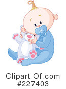 Baby Clipart #227403 by Pushkin