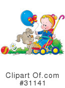 Baby Clipart #31141 by Alex Bannykh
