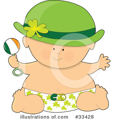 Baby Clipart #33428 by Maria Bell