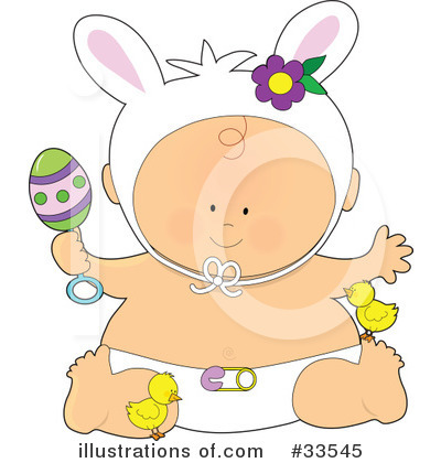 Easter Clipart #33545 by Maria Bell