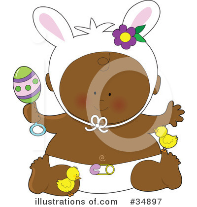 Easter Clipart #34897 by Maria Bell