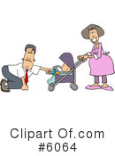 Royalty-Free (RF) Baby Clipart Illustration #6064